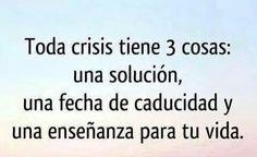 ..Plan De Crisis - 3 aspectos