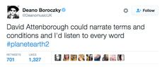 17 Tweets About David Attenborough That'll Make You Weak With Love