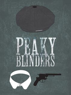Peaky Blinders on Behance