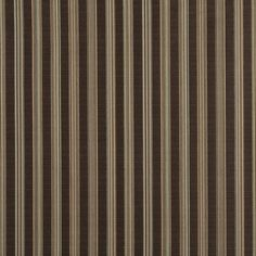 Wildon Home® Striped Jacquard Fabric Color: Brown/Beige Velvet Upholstery Fabric, Fabric Ottoman, Ikat Fabric, Pillow Fabric, Jacquard Fabric, Chair And Ottoman, Floral Fabric, Chinoiserie Motifs, Geometric Fabric