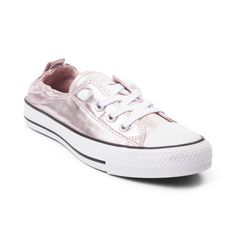 ff3fb9a7c3f5 Womens Converse Chuck Taylor All Star Shoreline Metallic Sneaker