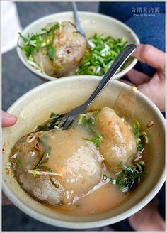 bawan (deep-fried meat dumpling) | Taiwanese Food