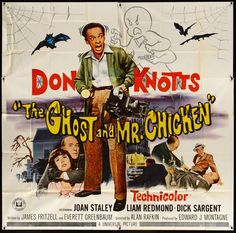 The Ghost and Mr. Chicken (Alan Rafkin, 1966)