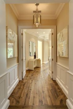 Love the cream walls white wood medium wood floors! Love the cream walls white wood medium wood floors! was last modified: March 2014 by admin Sweet Home, Cream Walls, Cream Wall Paint, My New Room, Home Fashion, My Dream Home, Home Projects, Future House, Beautiful Homes
