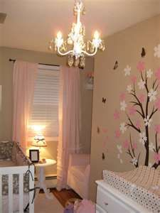 pink & brown nursery...goes with everything but our walls