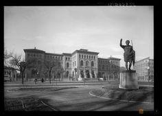 Plaza Basilio Paraíso 1940 | por GAZA - Gran Archivo Zaragoza Antigua