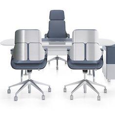 Mostrar detalles para silla de plata Interstuhl