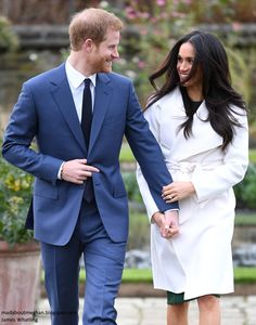 Mad About Meghan: 'All the Stars Were Aligned, It Was Just Perfect': the Engagement of Prince Harry and Meghan Markle