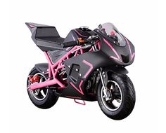XtremepowerUS Gas Powered Pocket Motorcycle - This mini-bike is recommended for ages 12 and up and can support up to 165-lbs (which means you and dad might be able to sneak a couple of rides when no one's looking).