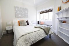 WEEK TWO SECOND BEDROOM REVEAL:  Pete and Andy's 2nd Bedroom Reveal #theblocknz