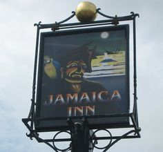 Stay at Daphne du Maurier's 'Jamaica Inn' in Cornwall...Find the book behind the building here http://amzn.to/Jamaica-Inn