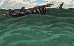 henri-riviere-pecheurs-en-mer-gamet-planche