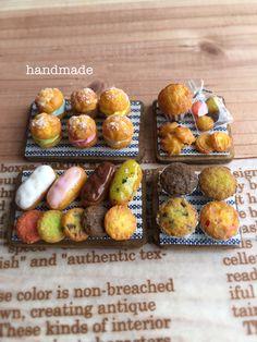 ミニチュア 焼き菓子セット