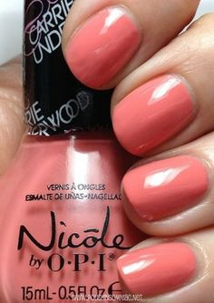 Nicole by OPI Sweet Daisy