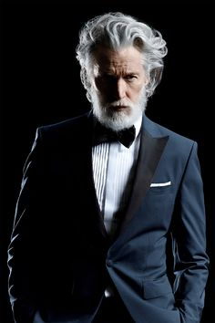Aiden Shaw for Baldessarini classic tux