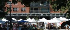 Saturday is Market Day at Vancouver Farmers Market in Washington 9am - 3pm on Esther and 6th Streets next to Ester Short Park http://www.farmersmarketonline.com/fm/VancouverFarmersMarket.html