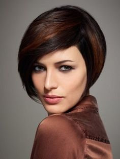 Highlights and Lowlights Ideas for Brunettes - Polish your hair color to perfection by adding some dramatic highlights and lowlights into your brunette locks. Opt for barely-there blonde streaks for a natural look or go full-on bold with vibrant highlights!
