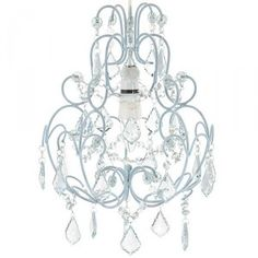 would love to have a chandelier