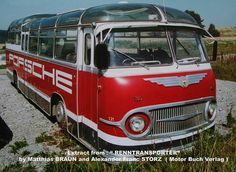 """Porsche"" Transporter por Brimen en Flickr"