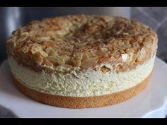 Kirsch Schmand Kuchen - YouTube