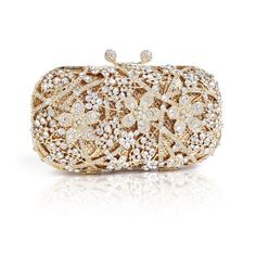 Luxury Evening Bags Crystal Women Party Purse Bags Ladies Wedding ...