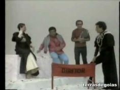 Os trapalhões - Didi atrapalhando cena de filmagem.mpg