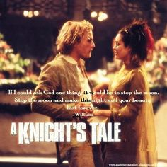 Quote from A Knight's Tale