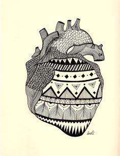 Illustrations #2 by Indi Maverick, via Behance