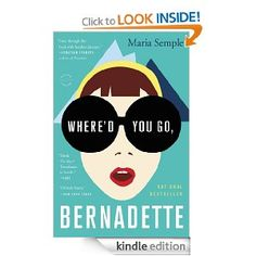 December Read: WHERE'D YOU GO, BERNADETTE.  Wow, did this ever live up to the hype!  A fantastic, fun, and funny read.