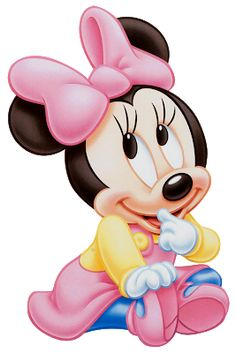 Imagenes y elementos Minnie Baby & Mickey Baby Minnie Mouse Drawing, Mickey Mouse Clipart, Mickey Mouse Drawings, Mickey Mouse Pictures, Minnie Mouse Pictures, Mickey Mouse Wallpaper, Mickey Mouse Cartoon, Mickey Mouse And Friends, Cute Disney Wallpaper