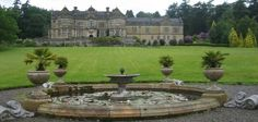 Discover Shropshire Parks and Gardens Stokesay Court