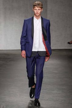 Casely-Hayford Spring 2015 Menswear - Collection - Gallery - Style.com