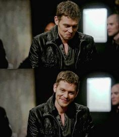 Joseph Morgan ♥ ..this was the episode where he just came back from mystic falls right? :D
