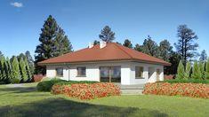 Wizualizacja Dom przy Słonecznej 8 CE Gazebo, Dom, Outdoor Structures, Outdoor Decor, Beautiful, Home Decor, Kiosk, Decoration Home, Room Decor