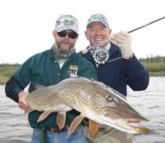 Photos: Mr. G's 135 Inches of Northern Pike | Orvis News