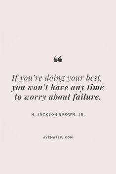 Motivational Quote Of The Day - November 21, 2018 - Ave Mateiu