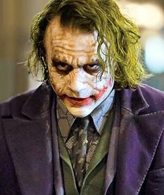 The Joker...Heath Ledger's version rivals Jack Nicholson's version, in my opinion.