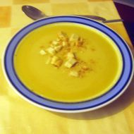 Fotografie receptu: Bramborová krémová polévka