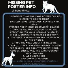 Missing pet poster info – 8ight Author and Animal Communicator Friends List, How To Make Notes, Beautiful Day, Your Pet, Author, Social Media, Animal, Pets, Poster