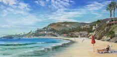 Laguna Beach Painting, Laguna Art