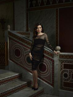 Hannibal Season 3 Alana 2 Hannibal Season 3 Promo Trailers & Images: Bride of Lecter