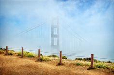 246/365: Happy Fence Friday {Golden Gate Bridge} Edition | by pixelmama