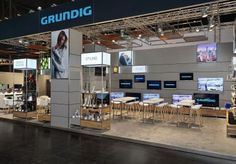 Grundig - HOLTMANN Messe + Event