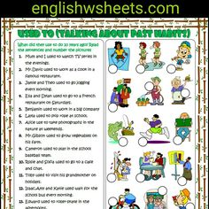 44 en iyi Esl Printable Worksheets For Kids görüntüsü ...