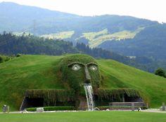 Swarovski Crystal World near Innsbruck, Austria