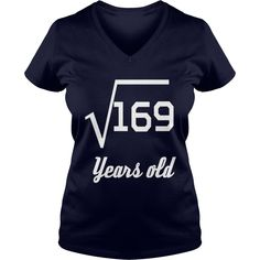 Square Root Of 169 13 Years Old - Women's Vintage Sport T-Shirt  #gift #ideas #Popular #Everything #Videos #Shop #Animals #pets #Architecture #Art #Cars #motorcycles #Celebrities #DIY #crafts #Design #Education #Entertainment #Food #drink #Gardening #Geek #Hair #beauty #Health #fitness #History #Holidays #events #Home decor #Humor #Illustrations #posters #Kids #parenting #Men #Outdoors #Photography #Products #Quotes #Science #nature #Sports #Tattoos #Technology #Travel #Weddings #Women