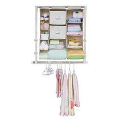 Nursery closet idea!!!
