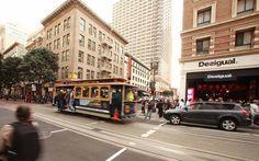 Desigual Store Powell San Francisco. Shop at www.desigual.com