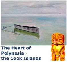 The Cook Islands-a net of 15 island in the heart of the S Pacific spread over an area the size of India w/a population no bigger than a small New Zeland country town. These Polynesians have their own language & gov't w/significantly diverse cultures between each island. 100k visit each year to Rarotonga, Cooks are unspoiled by tourism. No high rise hotels, very little hype.