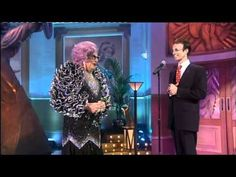Robin Gibb - Dame Edna's 50th Anniversary Special - Robin Gibb is AWESOME.